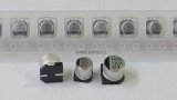 10uF/25V SMD 4x5mm High Quality UT