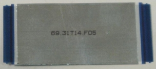 60 pin Flex 69.31T14.F05 š-32mm l-75,5mm